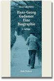 Hans-Georg Gadamer - Eine Biographie