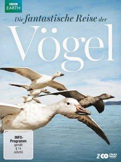 Die fantastische Reise der Vögel - 2 Disc DVD