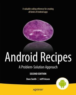 Android Recipes - Smith, Dave; Friesen, Jeff