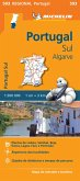 Portugal Sud - Algrave - Michelin Regional Map 593