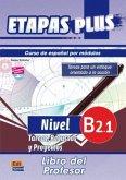 Etapas Plus B2.1. - Libro del profesor