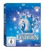 Das letzte Einhorn (Blu-ray 3D, Jubiläumsedition)