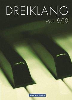 Dreiklang 9./10. Schuljahr. Schülerbuch Sekunda...