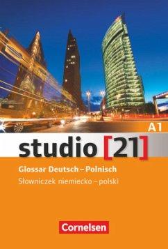 studio 21 Grundstufe A1: Gesamtband. Vokabeltaschenbuch Deutsch-Polnisch