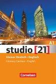studio 21 Grundstufe A1: Gesamtband. Vokabeltaschenbuch Deutsch-Englisch