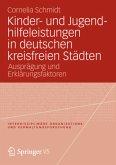 Kinder- und Jugendhilfeleistungen in deutschen kreisfreien Städten