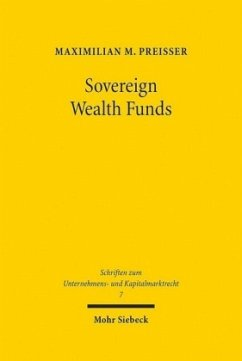 Sovereign Wealth Funds - Preißer, Maximilian