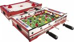 Carromco 06002 - Multigame FLIP-XM, 2in1
