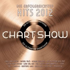 Die Ultimative Chartshow-Hits 2012 - Diverse