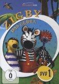 Zigby - Das Zebra, DVD 1