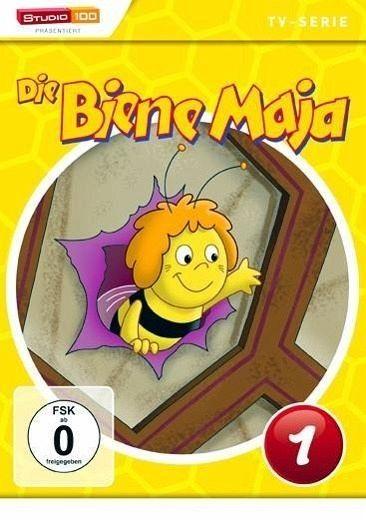 Biene Maja Dvd