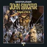 John Sinclair Box 2 (3 Audio-CDs)