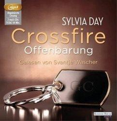 Offenbarung / Crossfire Bd.2 (MP3-CD) - Day, Sylvia