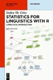 Statistics for Linguistics with R