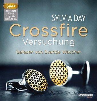 Versuchung / Crossfire Bd.1 (MP3-CD) - Day, Sylvia