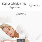 Besser schlafen mit Hypnose, 1 Audio-CD
