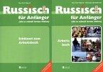 Russisch für Anfänger Arbeitsbuch