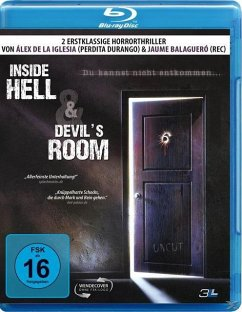 Inside Hell & Devils Room - 2 Disc Bluray - Film