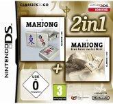 2 in 1: Mahjong / Mahjong: Eine Reise um die Welt (Nintendo DS)