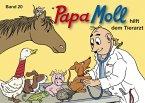 Papa Moll hilft dem Tierarzt / Papa Moll Bd.20 (eBook, ePUB)