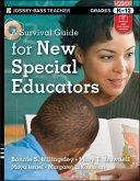 A Survival Guide for New Special Educators, Grades K-12
