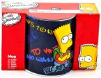 United Labels 0109507 - Simpsons: Tasse Bart, who wants to know