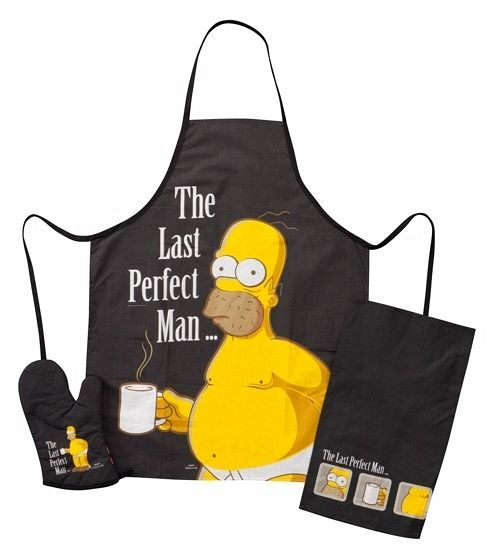 The Simpsons Grillset, 3tlg.