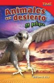 Animales del Desierto En Peligro (Endangered Animals of the Desert) (Spanish Version) (Challenging Plus)