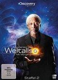Mysterien des Weltalls - Mit Morgan Freeman, Staffel 2 (2 Discs)