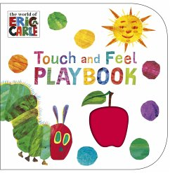 The Very Hungry Caterpillar: Touch and Feel Playbook - Carle, Eric