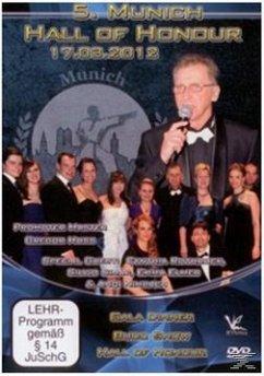 5. Munich Hall of Honour 2012 Kampfsport Gala Dinner, Budo Show & Hall of Honour