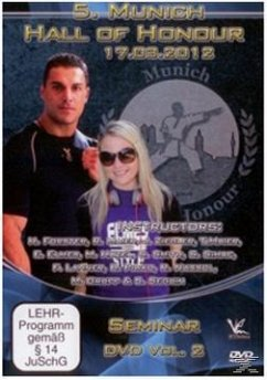 5. Munich Hall of Honour 2012 Kampfsport Seminar DVD Vol.2