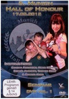 5. Munich Hall of Honour 2012 Kampfsport Seminar DVD Vol.1