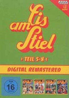 Eis am Stiel - Teil 5-8 Remastered