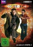 Doctor Who - Die komplette Staffel 3 DVD-Box