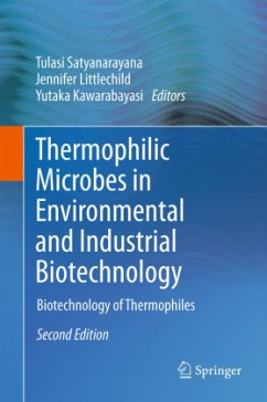 Thermophilic Microbes in Environmental and Industrial Biotechnology