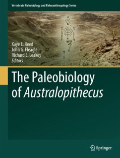 The Paleobiology of Australopithecus