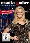 Monika Gruber - Wenn ned jetzt, wann dann, 1 DVD