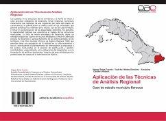Aplicación de las Técnicas de Análisis Regional
