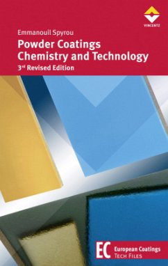 Powder Coatings - Chemistry and Technology - Spyrou, Emmanouil