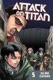 Attack on Titan: Volume 05
