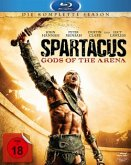 Spartacus - Gods of the Arena BLU-RAY Box
