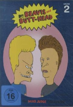 Beavis and Butt-Head - The Mike Judge Collectio...