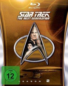 Star Trek - The Next Generation: Season 2 (5 Discs)