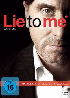 Lie to Me - Season 1 DVD-Box
