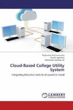 Cloud-Based College Utility System