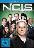 NCIS Season 8.2, 3 DVDs