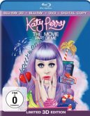 Katy Perry - The Movie: Part of Me (OmU, Blu-ray 3D, + Blu-ray 2D, + DVD, inkl. Digital Copy)