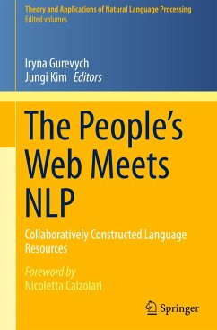 The People's Web Meets NLP