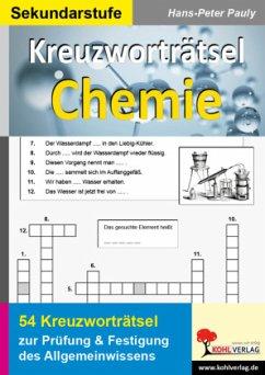 Kreuzworträtsel Chemie - Pauly, Hans-Peter